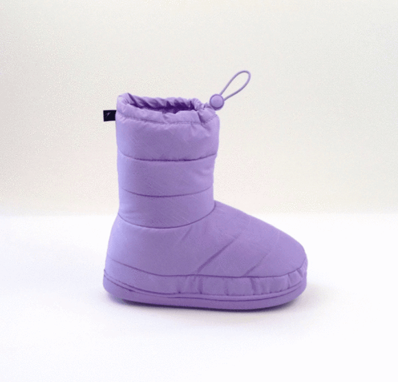 Warm Up Booties by So Dance Lilac