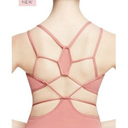 Capezio Infinity Leotard TB222W TES Tea Rose