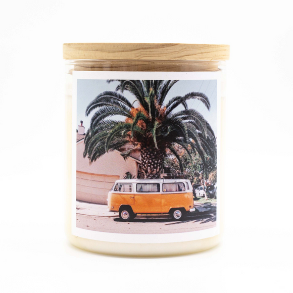 Jasper Kombi Byron Soy Candle by Commonfolk Collective