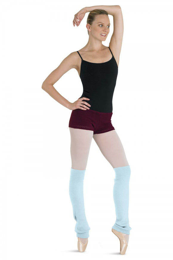 2x2 Rib Knee High Leg Warmer W0963 by Bloch