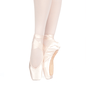 Russian Pointe Almaz Pointe Shoe U-Cut (Drawstring)