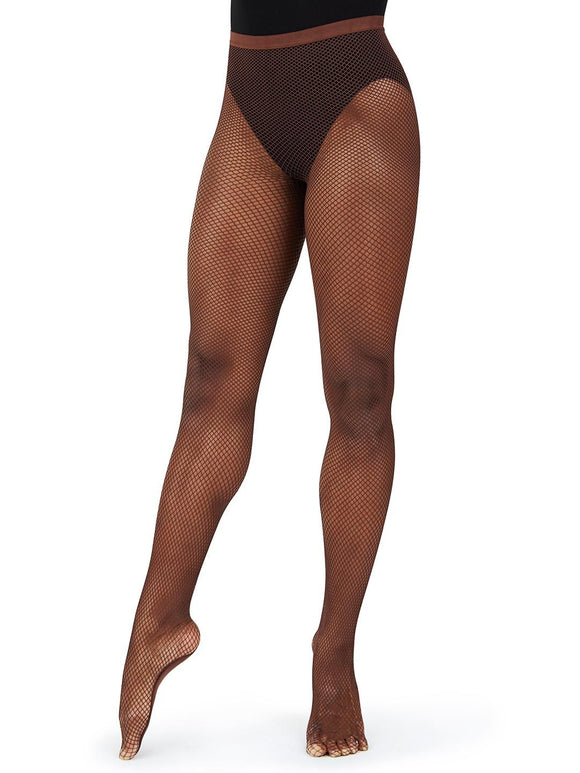 Professional Fishnet Seamless Tight 3000 by Capezio
