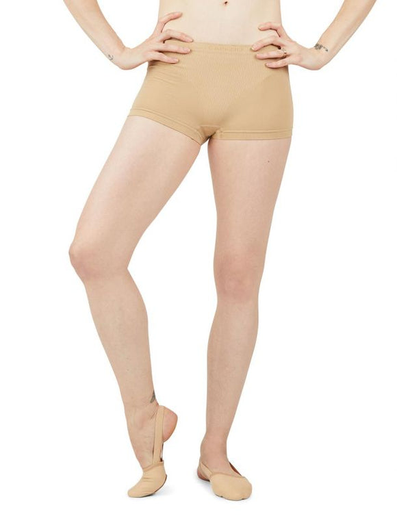 Seamless Boy Cut Short 3756W by Capezio