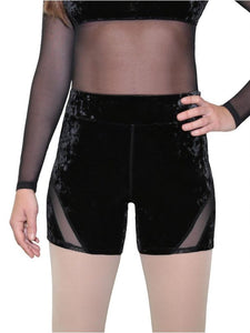 Bike Short 11479W by Capezio