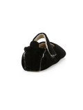 Velvety Gabrielle Baby Shoe by Old Soles