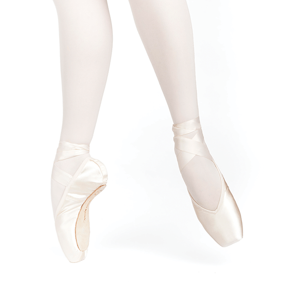 Russian Pointe Entrada Pro Pointe Shoe V-Cut