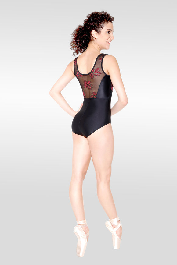 Celeste Leotard Extended Sizing E11238 by So Danca
