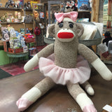Martin Schmidt Custom Sock Monkeys Ballerina
