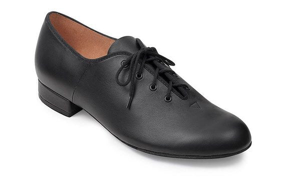 Jazz Time Oxford Character Suede Shoe- Men S0300MS by Bloch