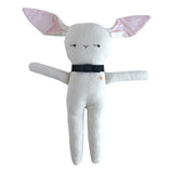 White Monsieur Lapin by Ellie Fun Day