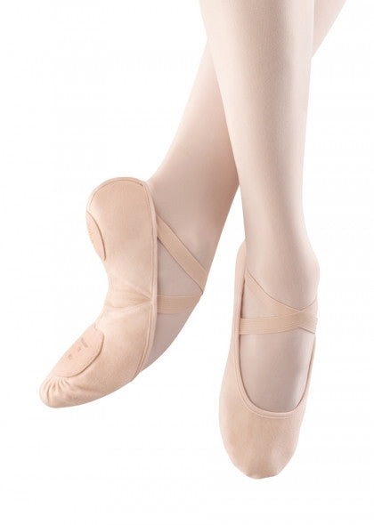 Bloch ProArch Canvas Ballet Slipper S0271L
