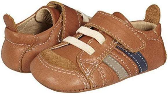 Tan Urban Edge Baby Shoe by Old Soles