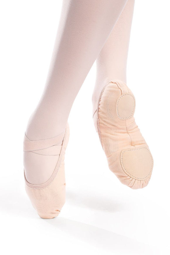Children's Vegan Ballet Flat SD16VG by So Danca