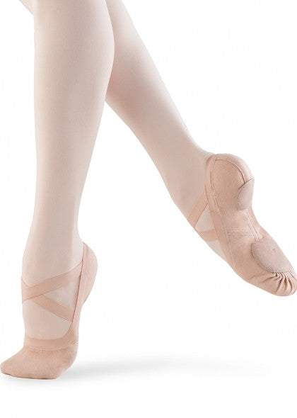 Bloch Synchrony Ballet Slipper - Child S0625G