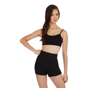 Capezio High Waisted Short TB131 and TB131C