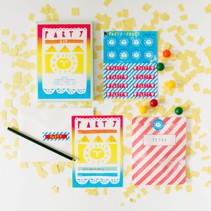 Yellow Owl Workshop Party Kit Heart