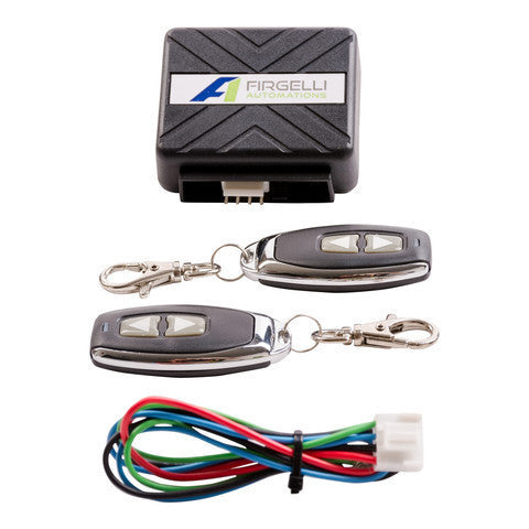 Two Channel Remote Control System