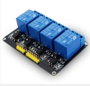 5V Relay Module 4 Channels