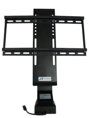 Motorized Floor Mounted Pop-Up TV lift with RF Control