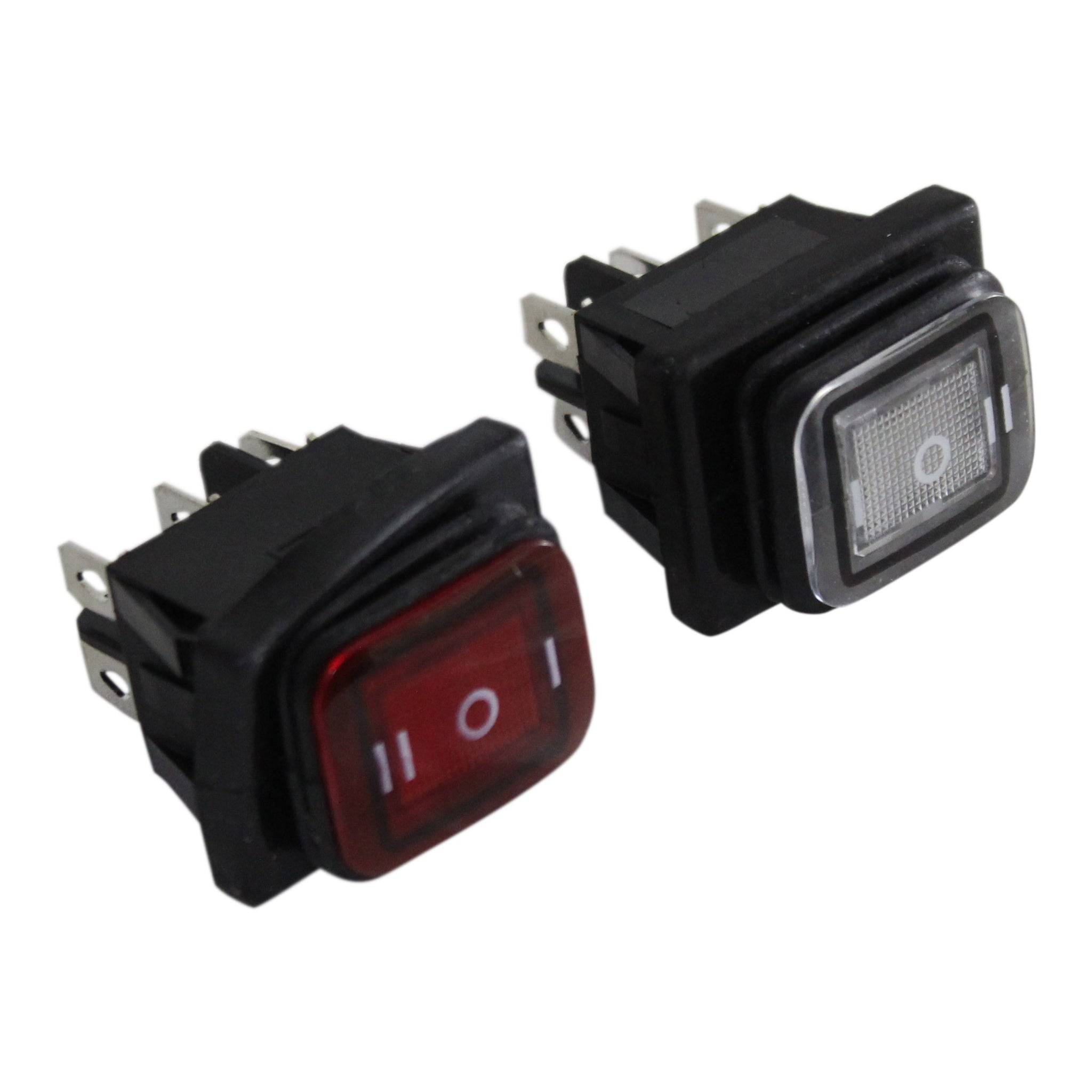 Waterproof LED Rocker Switches