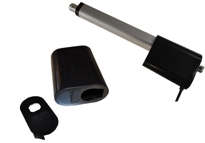 linear actuator cover