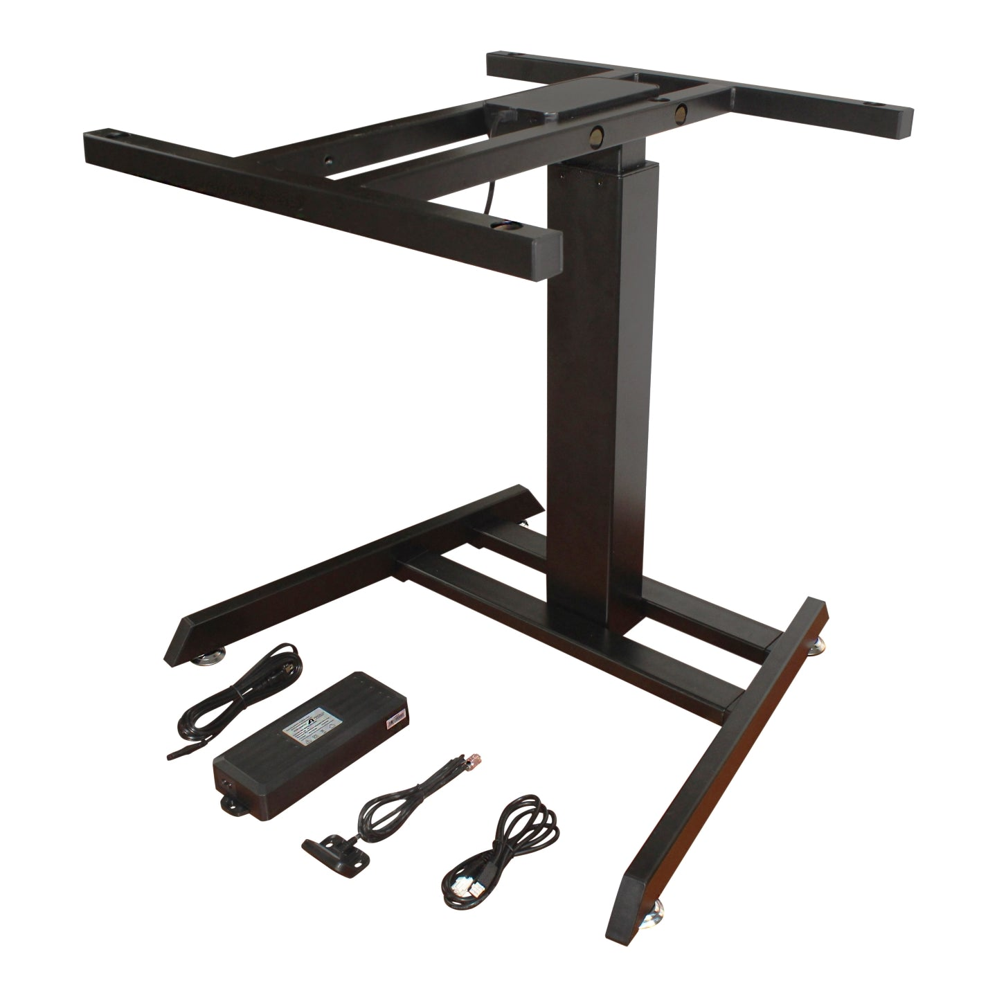 Firgelli E-Desk - One Leg Sit Stand Desk Lift