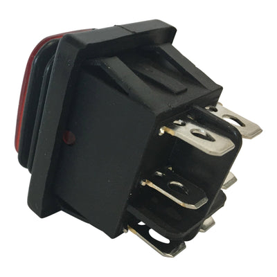 Waterproof DPDT Switch