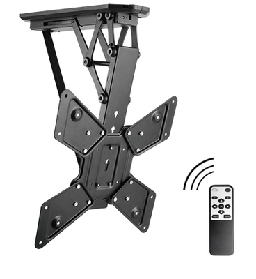 Firgelli Motorized Flip Down TV Ceiling Mount
