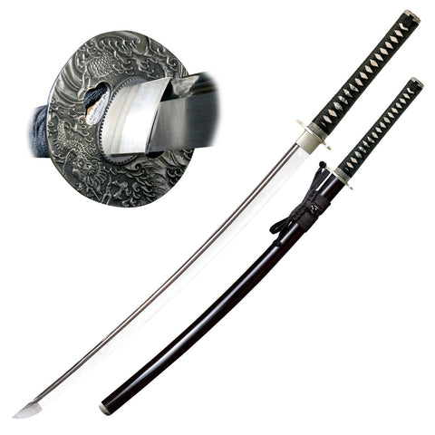Cold Steel Emperor Katana Sword 29.50 in Blade
