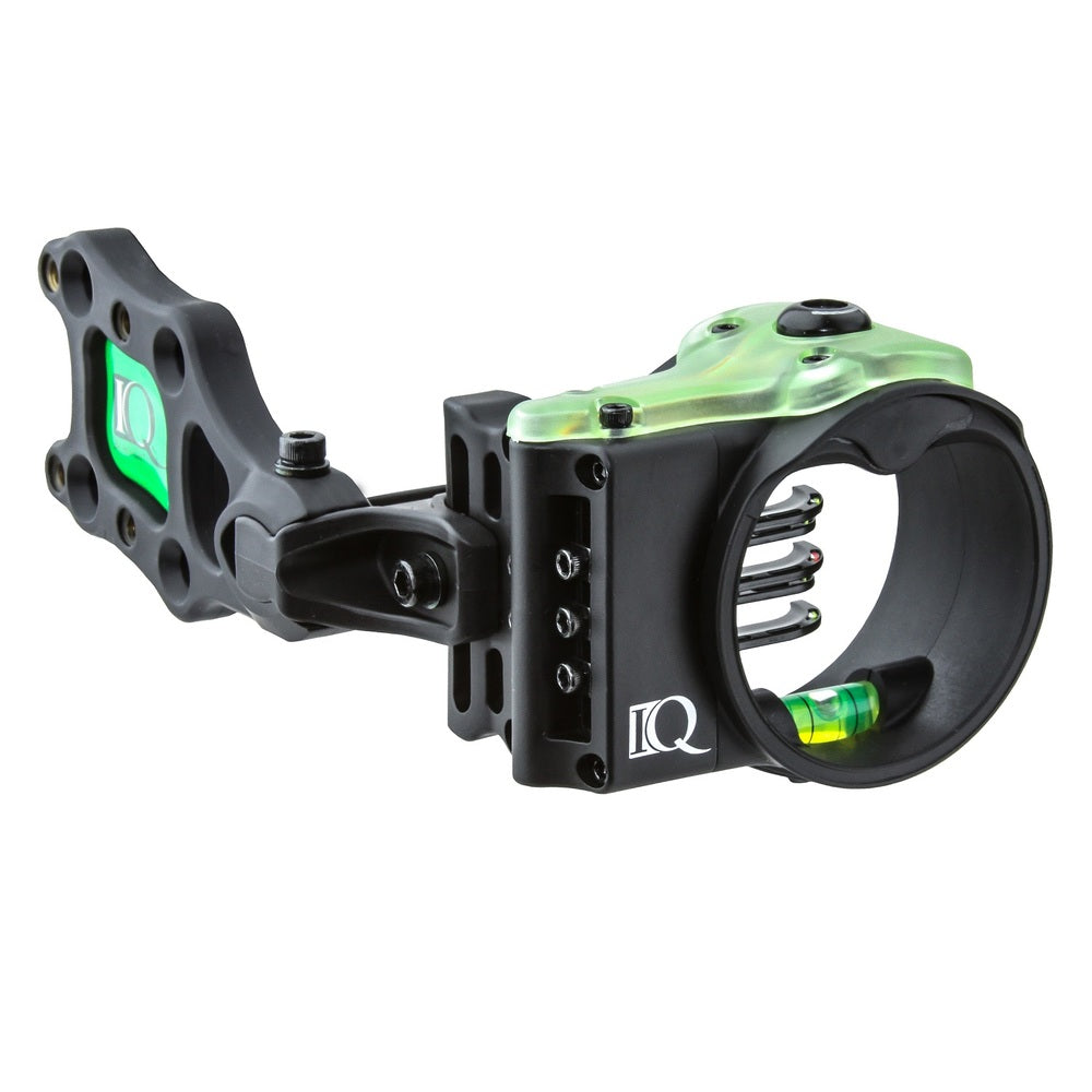 IQ Ultra Lite 5 Pin Bow Sight - Right Handed
