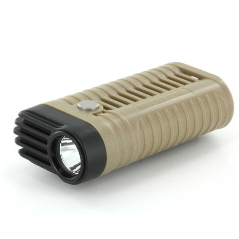 Nitecore Multi-task 260 Lumen Compact Flashlight Tan