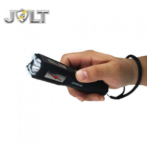 Cutting Edge JOLT Lightning Rod Tactical Stun Flashlight 90m