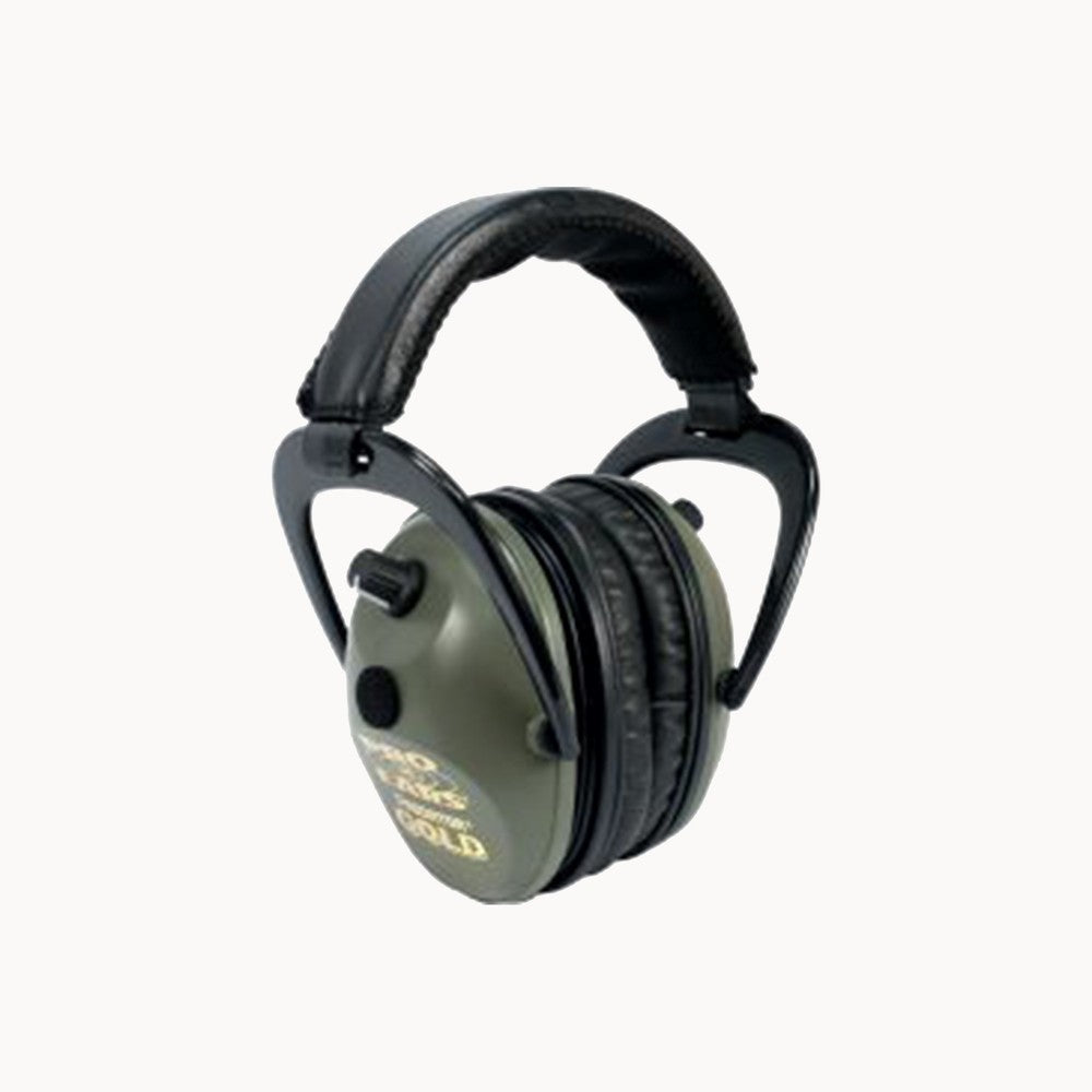 Pro Ears Predator Gold Series Ear Muffs Green GS-P300-G