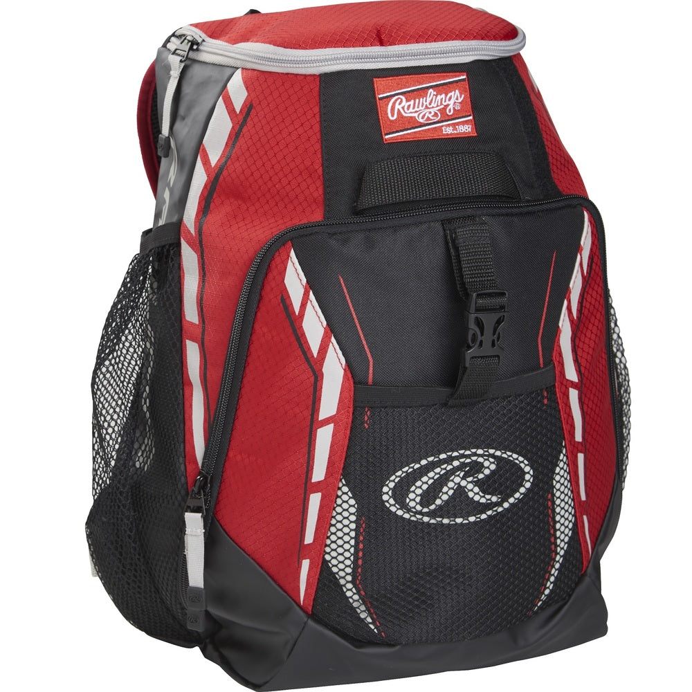 Rawlings Players Backpack - Scarlet