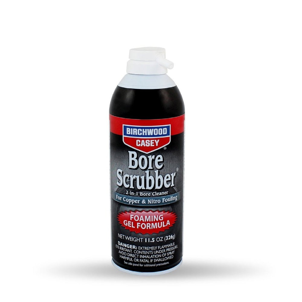 Birchwood Casey 11.5oz Scrubber Foaming Gel Bore Cleaner