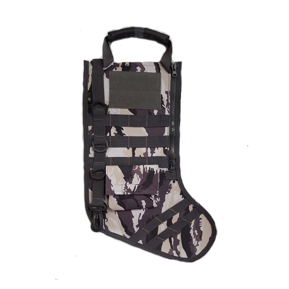 Osage River RuckUp Tactical Stocking - Snow Camo