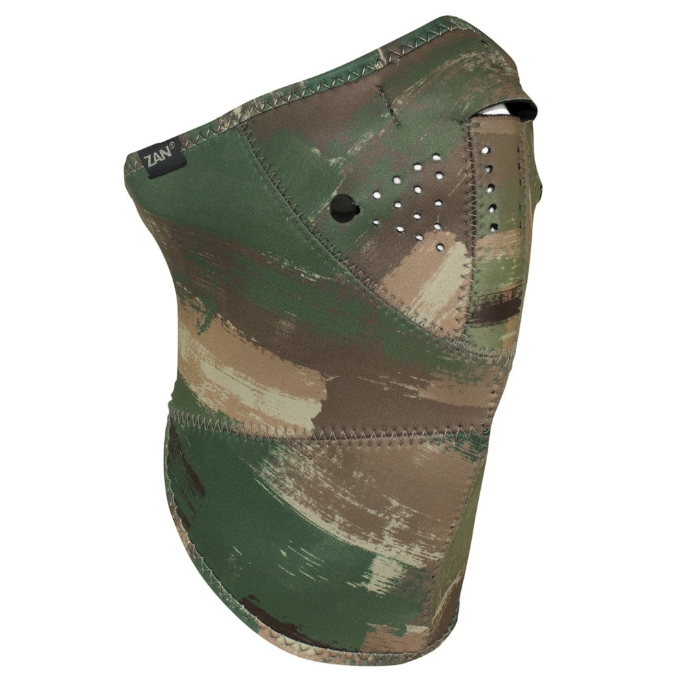 ZANheadgear 3 Panel Neo-X Neoprene Multi Brushed Camo