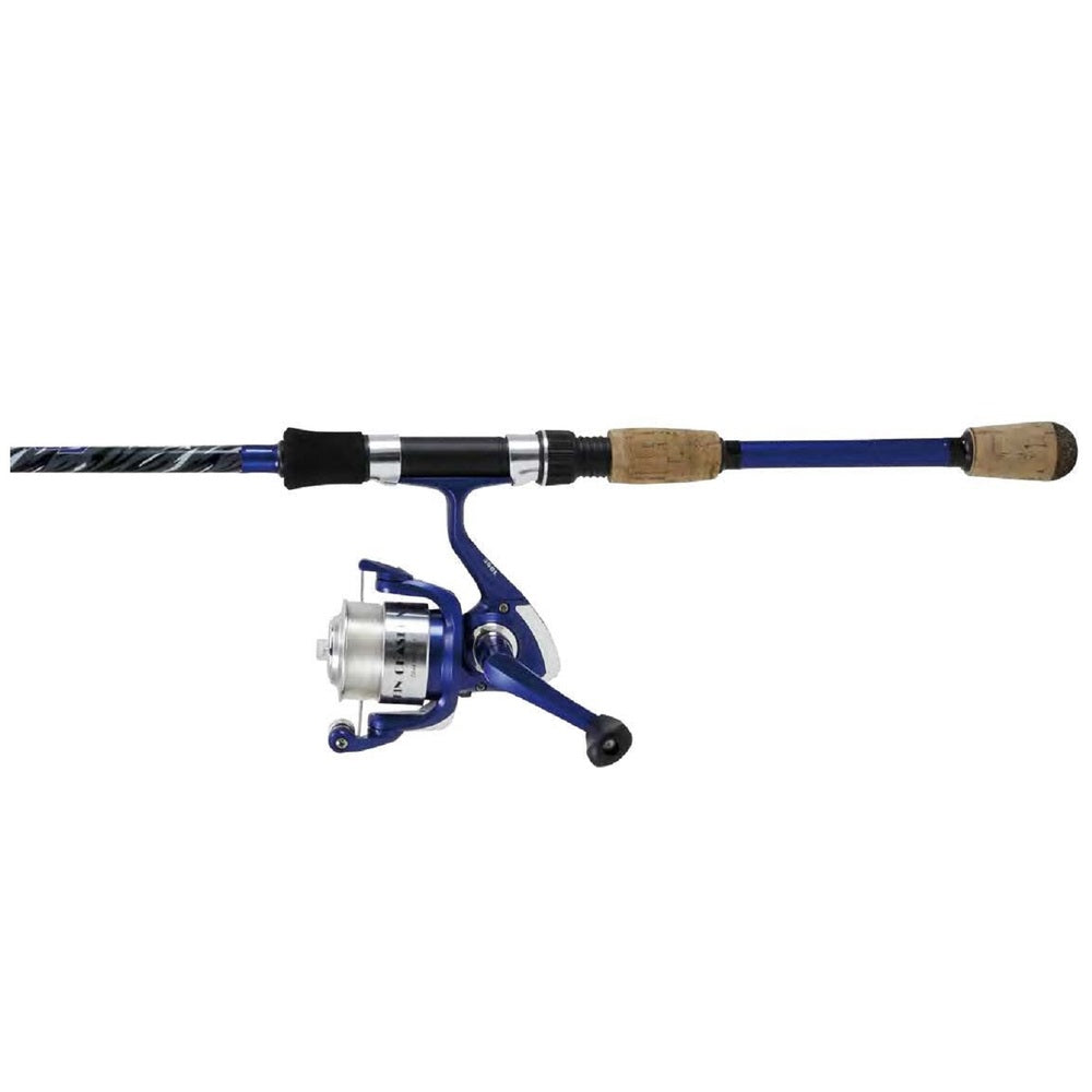 Okuma Fin Chaser X Series Combo 66ft 2pcs Blue