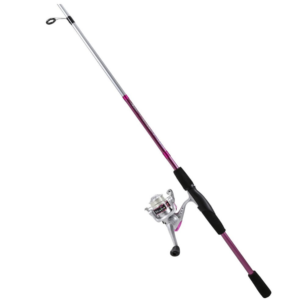 Okuma Steeler XP Combo 66ft 2pcs Pink