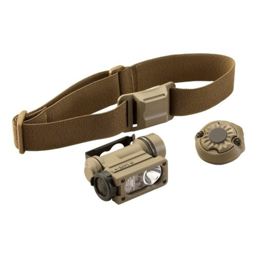 Streamlight Sidewinder Compact II with HeaDStrap 14514