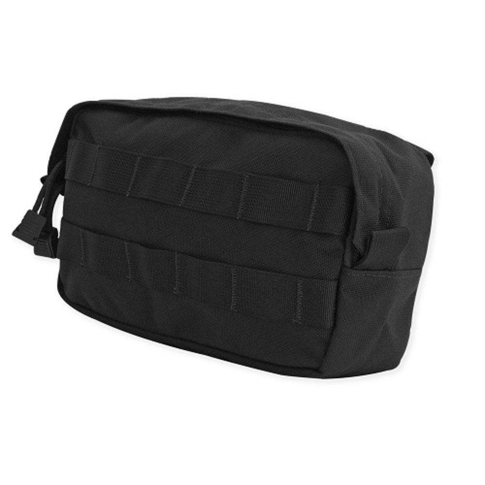 Tacprogear Medium Black General Purpose Pouch