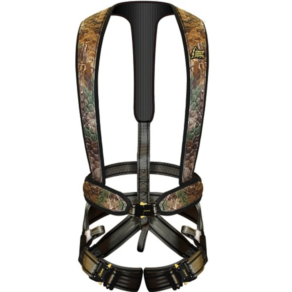 Hunter Safety System Camo Ultralite Flex Harness-S/M