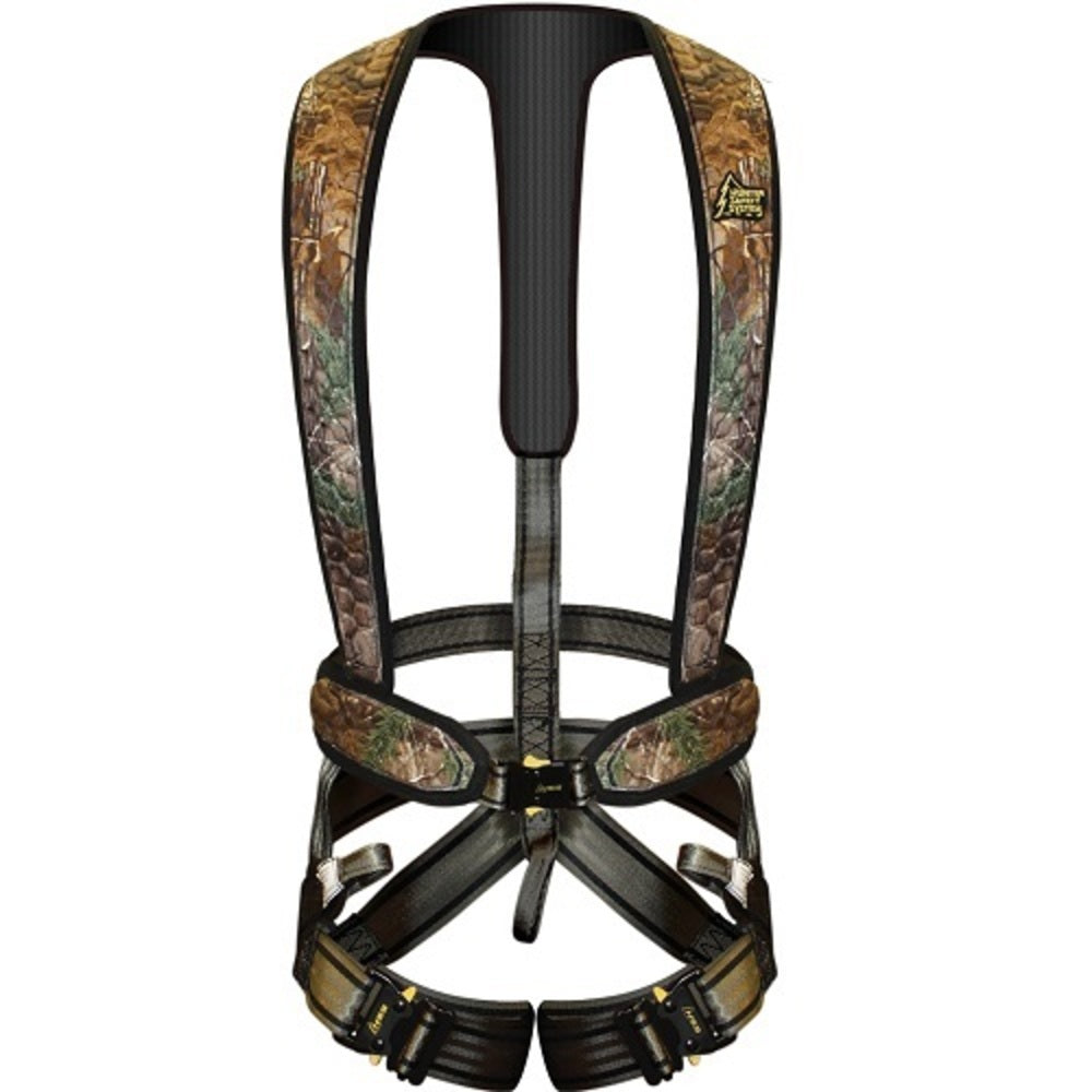 Hunter Safety System Camo Ultralite Flex Harness-2X/3X