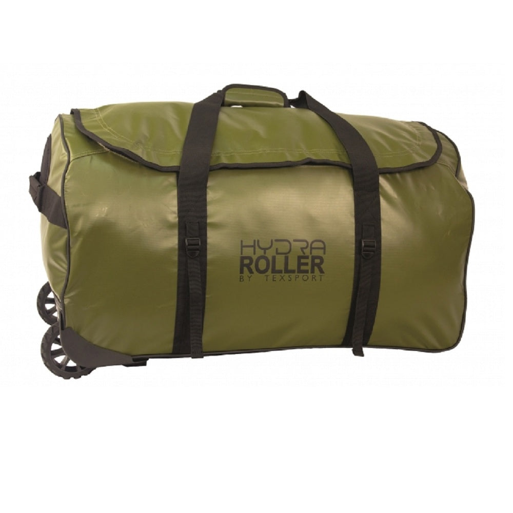 Texsport Hydra Roller - Army Green - 29inX15.75inX15.75in