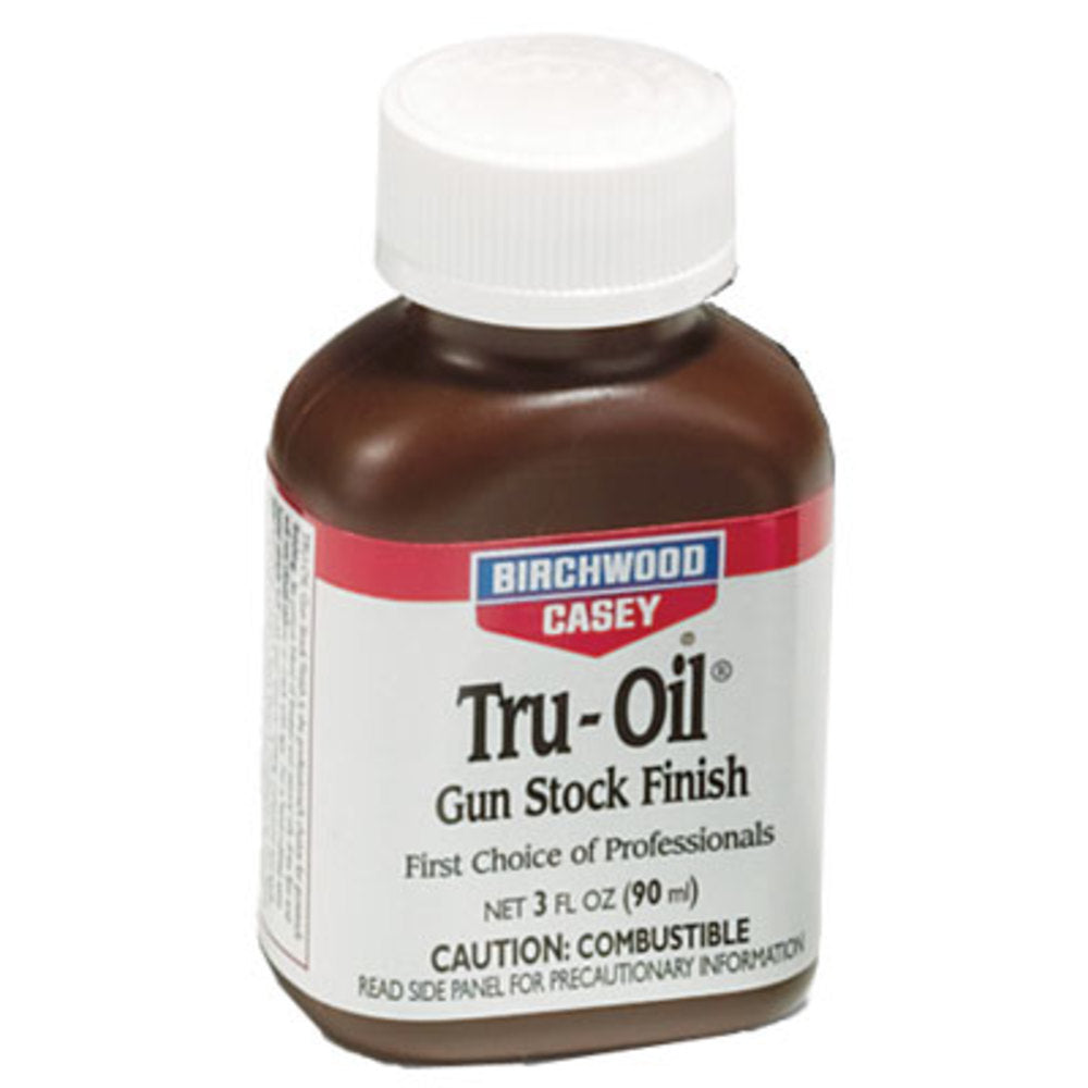 Birchwood Casey Tru Oil Stock Finish 3 oz