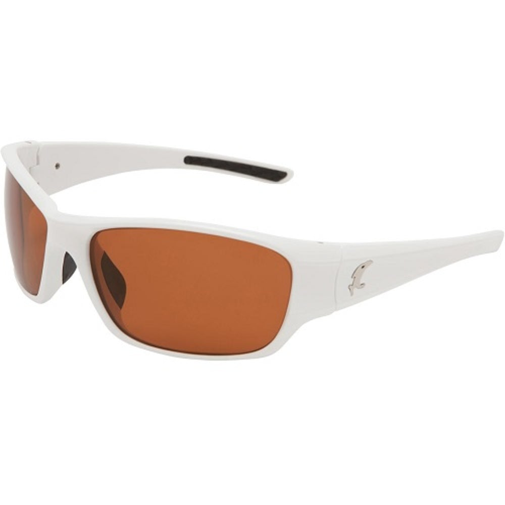 Vicious Vision Velocity White Pro Series Sunglasses-Copper
