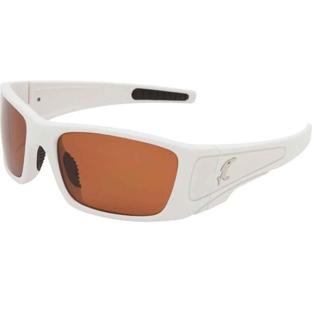 Vicious Vision Vengeance White Pro Series Sunglass-Copper
