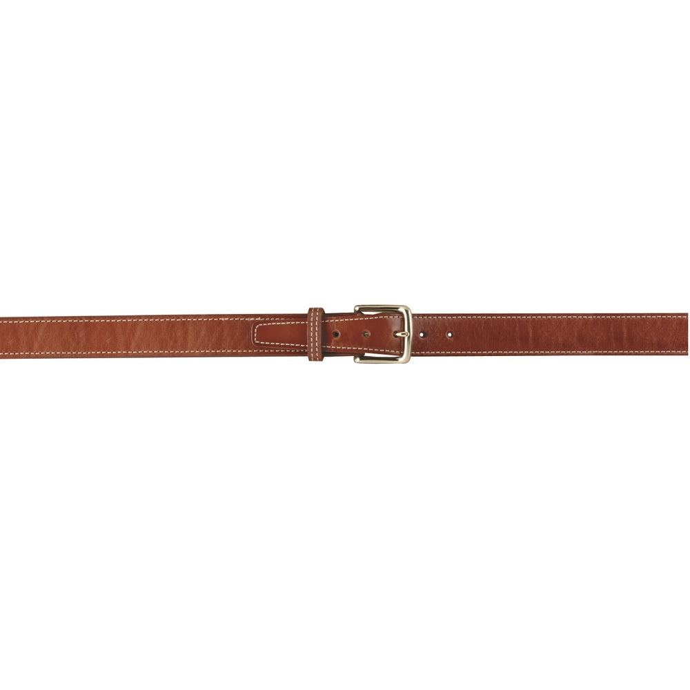 GandG Chestnut Brown 1 1/4 inch Shooters Belt size 28