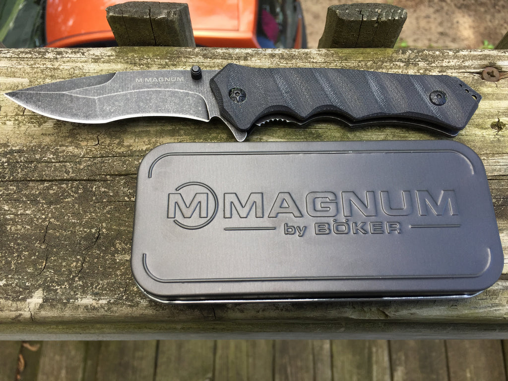 Magnum by Boker Shadow Warrior