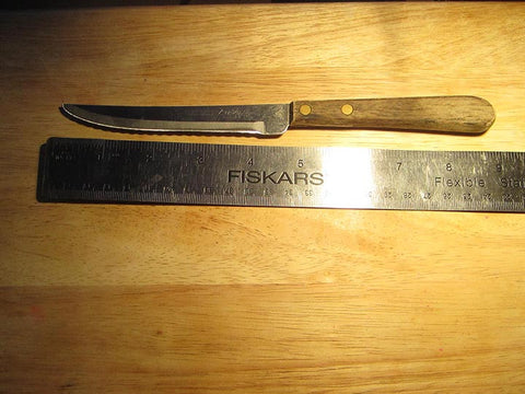 J A Henkels Kitchen Knife Used